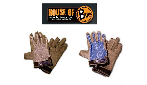 Buff - Fighting Work Gloves