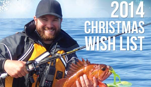 2014 YakAngler Christmas Wish List