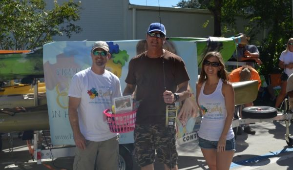 Emily's 2014 Inshore Benefit Fishing Tournament
