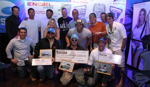 Extreme Sailfish Smack Down results