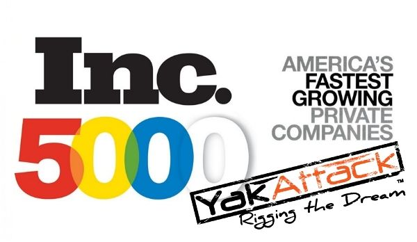 YakAttack LLC Ranks No. 507 on the 2015 Inc. 5000