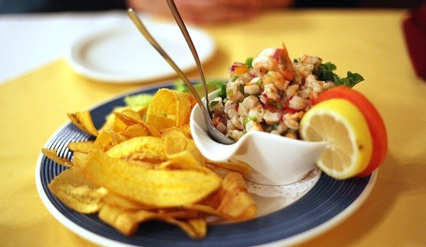 Shrimp & Snapper Ceviche