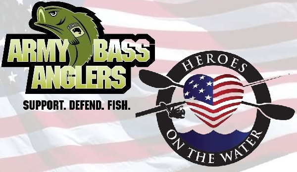 Heroes on the Water Joins Forces with ArmyBassAnglers