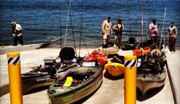 SC Kayak Tournament Trail Lake Jocassee