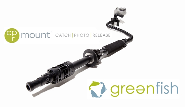 GreenFish Movement CPR Mount