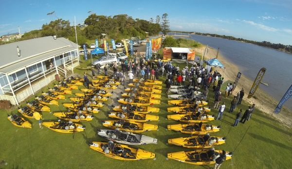5th Annual Hobie Fishing World Championship Team North America Announced