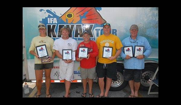 Smith Wins IFA Kayak Event In Panama City Beach