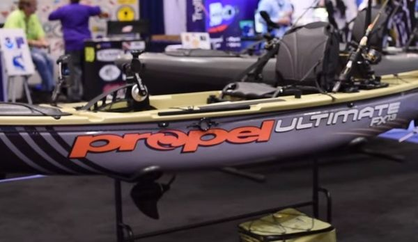 Native Watercraft Propels The Ultimate FX