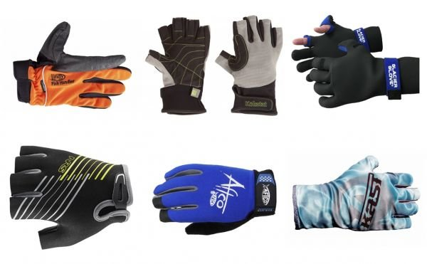 Best Gloves For Kayak Angling