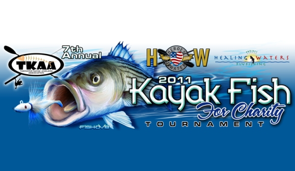 2011 TKAA Kayak Fishing Tournament Results