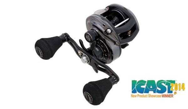 "AbuGarcia's ""Revo Beast"" wins ICAST 2014 ""Best Freshwater Reel"""