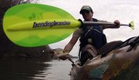 Choosing a Kayak Fishing Paddle