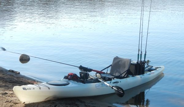 "Rigging a Jackson ""Cuda 14"" for fishing"