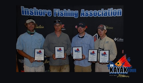 IFA Kayak Fishing - Surf City Event