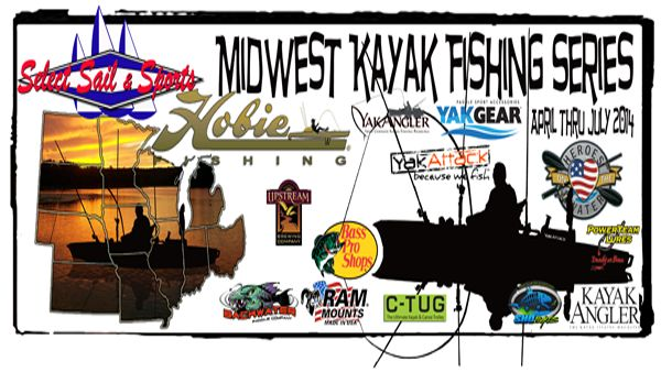 The Midwest Kayak Fishing Series