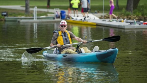 Hope & Healing For Veterans Thanks To Heroes on the Water Event