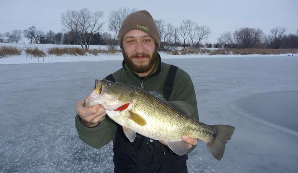 Fishing Report for December 2012