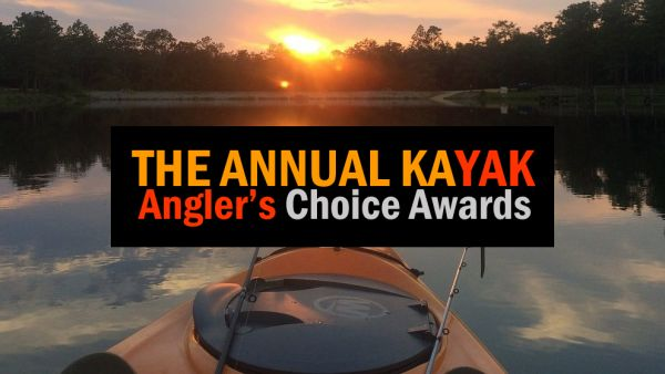 2017 Kayak Angler's Choice Awards Winners