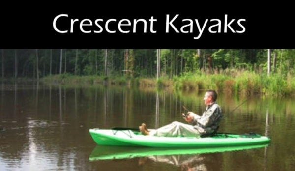 Crescent Kayaks present the Fisher Xtreme Series Kayaks