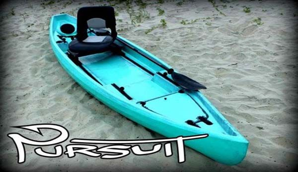 "NuCanoe introduces the ""Pursuit"""