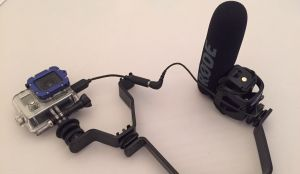 GoPro and Audio