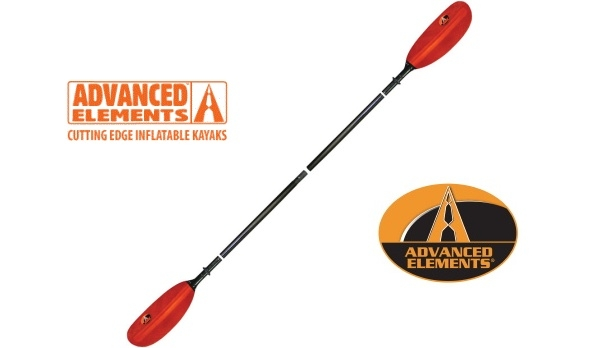 Advanced Elements Axis 4-Part Breakdown Paddle