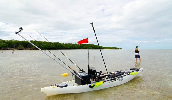 Kayaks and weight limits for Sit on vs sit in kayak for fishing
