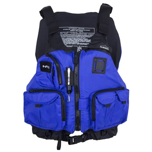 NRS Chinook PFD gets a facelift