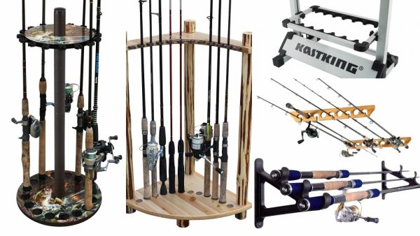 Fishing Rod Storage Options