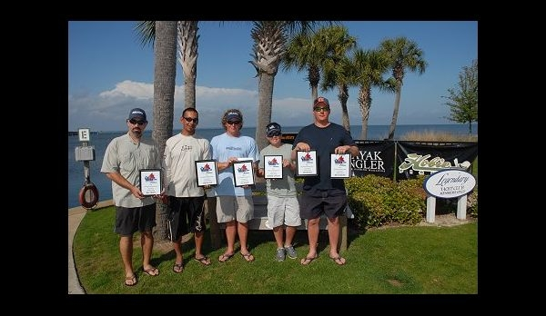 Smith Wins IFA Kayak Event In Destin