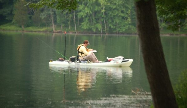 Tips For Your First Kayak Fishing Trip