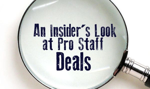 An Insider's Look at Pro Staff Deals