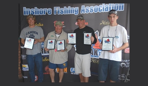 Bump Wins IFA Kayak Event In Jax