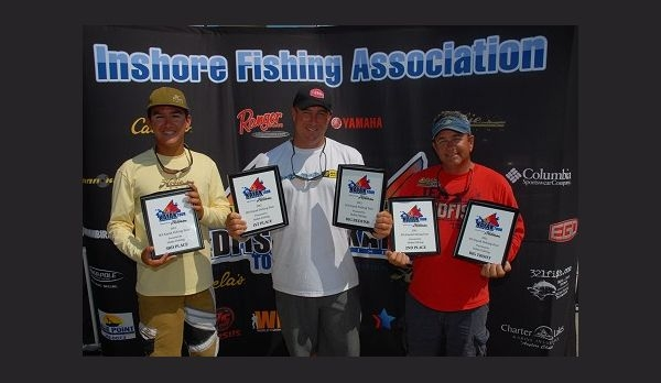 Bump Wins Titusville Kayak Fishing Tourney