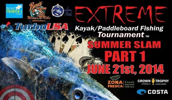 Extreme Kayak Fishing Summer Slam Series