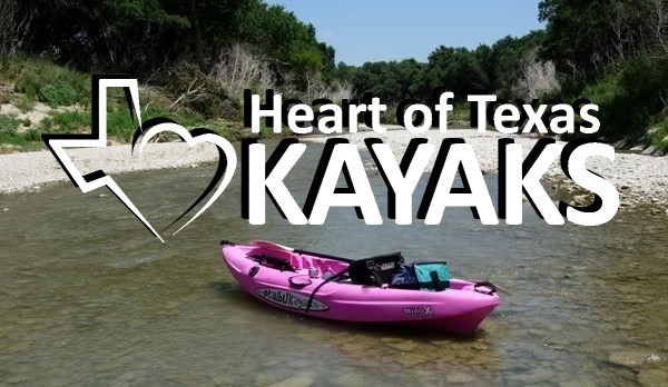 Heart Of Texas Kayaks