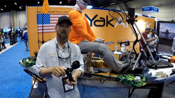 YakAttack Introduces New Mounts at ICAST 2017