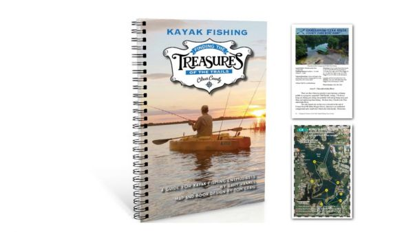 New Book About Kayak Fishing In The Heart of Florida's Nature Coast