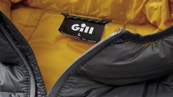 Keep Warm With The New Windproof North Hill Jacket By Gill