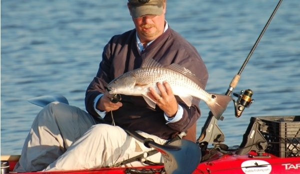 Carl Spackler's Redfish