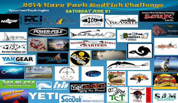 KARS Park Redfish Tournament