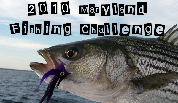 2010 Maryland Fishing Challenge