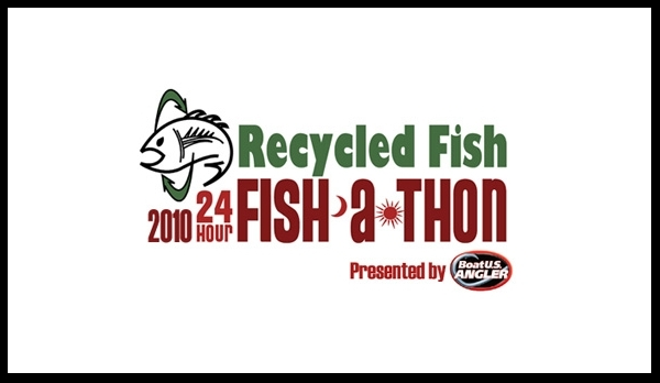 Recycled Fish 24 Hour Fish-A-Thon