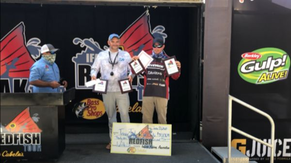 Anglers Win Big At IFA Redfish Tour Event