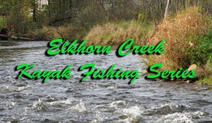 Elkhorn Creek Kayak Fishing Series 8-4-12