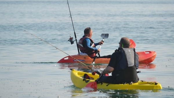 Kayak Fishing 101: Learn the Basics Before You Go
