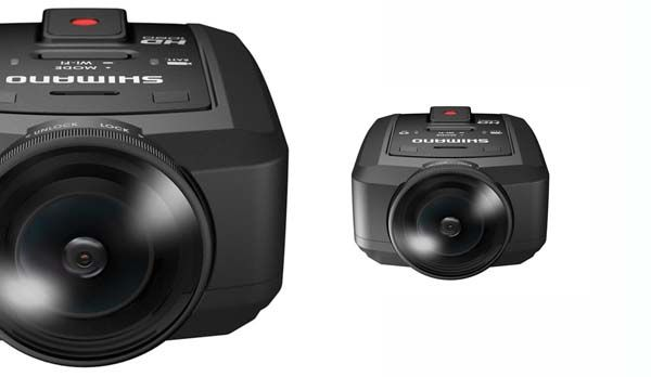 Shimano Enters the Action Camera Market