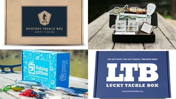 5 Fishing Subscription Boxes Worth Checking Out