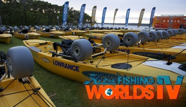 Hobie® Announces 4th Annual Hobie Fishing World Championship