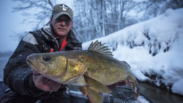 Cold Water Fishing Tips from St. Croix